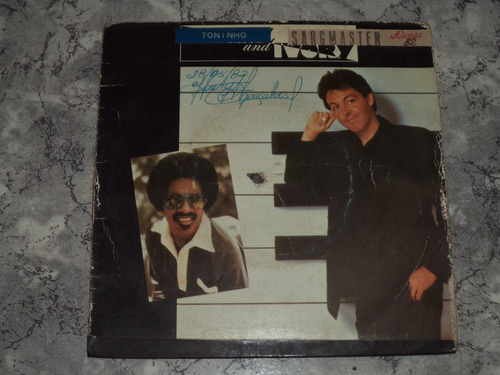 Lp/compacto - Paul Mccartney - Ebony And Ivory