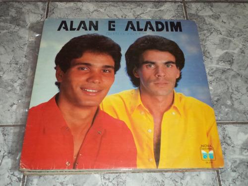Lp/disco - Alan E Aladim - Meu Companheiro