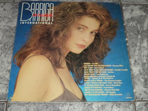 Lp/disco - Barriga De Aluguel - Internacional