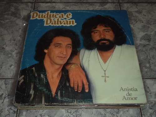 Lp/disco - Duduca E Dalvan - Anistia De Amor
