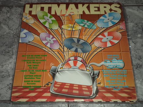 Lp/disco - Hitmakers