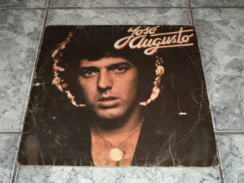 Lp/disco - Jose Augusto - Me Esqueci De Viver