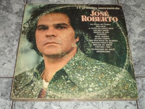 Lp/disco - Jose Roberto - Os Grandes Sucessos