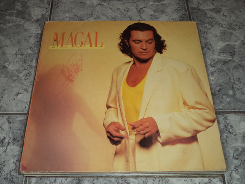 Lp/disco - Magal - Beijo Na Boca + Encarte