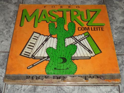 Lp/disco - Mastruz Com Leite - 1994