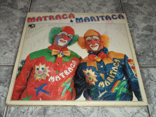 Lp/disco - Matraca & Maritaca