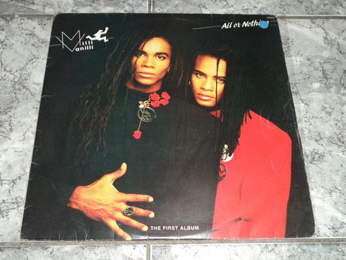 Lp/disco - Milli & Vanilli - All Or Nothing