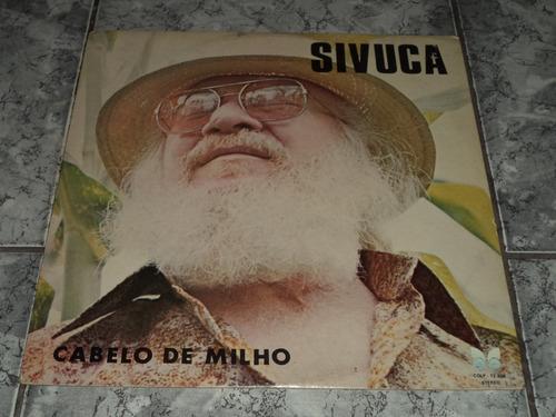 Lp/disco - Sivuca - Cabelo De Milho