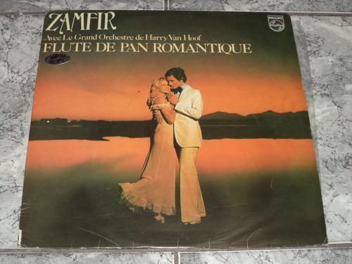 Lp/disco - Zamfir - Flute De Pan Romantique