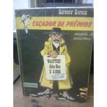 Lucky Luke - Caçador De Prêmios - Ed. Meribérica