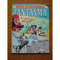 Fantasma Novo Almanaque Nº 25 -ed. Rge -excelente