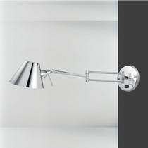 Arandela Alumínio Articulada Lustre Sala - Luminária Quarto