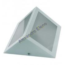 Kit 4 Arandelas Triangulo Externa