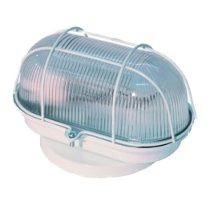 Luminaria Tartaruga C/ Grade Vidro Transparente Até 60 Wats