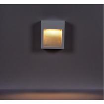 Luminária Balizador Arandela Sobrepor 15400 Germany - Branca