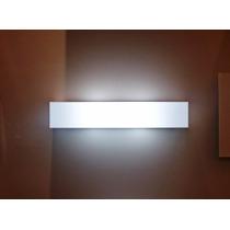 Plafon Acrílico Arandela P/1 Lâmpada Lustre Luminária