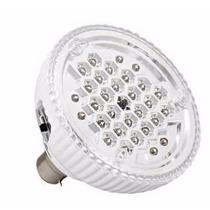 Lampada De Emergência 30 Leds Com Controle Remoto Bocal Dp