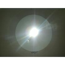 Luz De Emergencia Led Embutir Para Forro De Gesso Litio 8 H.
