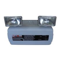 Iluminação De Emergência Bloco Autônomo C/ Farolete 2x55w.