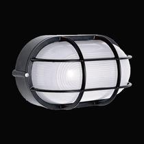 Luminária Tartaruga Pequena Em Alumínio Preto