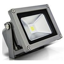 Refletor De Led - Holofote Branco Frio 10w - Bivolt