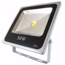 Refletor Led 50w Holofote Bivol A Prova D