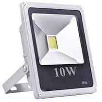 Refletor Led Holofote 10w Bivolt Prova D
