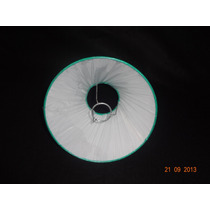 Cúpula Para Abajur 56 Pç Luminária E Cabeceira Bege