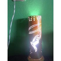 Luminaria Artesanal Em Pvc