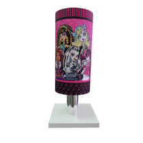 Abajur Infantil - Monster High