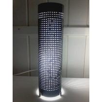 Luminária Artesanal Em Pvc
