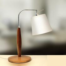 Abajur Luminária Madeira Rústico Mesa Moderno - Gda