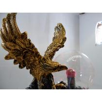 Globo De Plasma Bola De Cristal Eletrica Esfera De Raios
