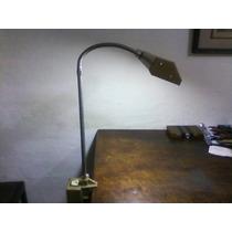 Luminaria De Mesa Ou Bancada Anos 60