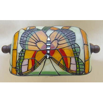Cupula Do Abajur Borboleta Murano Estilo Tiffany Importado