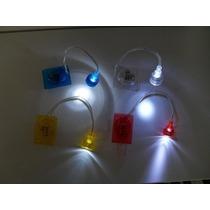 Mini Abajur Luminaria De Led C/ Clip Para Leitura De Livros