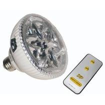 Lâmpada Luminari Recarregável Controle Remoto Led-1733 Co050