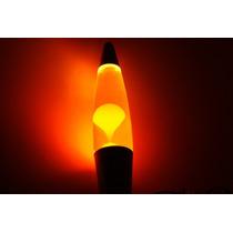 Lava Lamp Luminaria Abajur Bolha Psicodelico 41cm Frete R$15