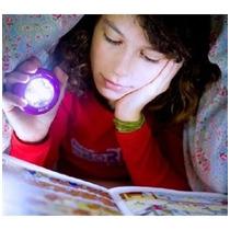 Lanterna Luminaria Leitura Led De Toque C Adesivo Frete Off
