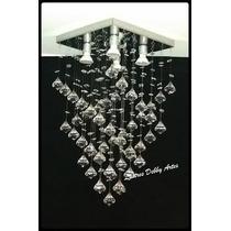 Lustre De Cristal Acrílico Importado - Direto Do Fabricante