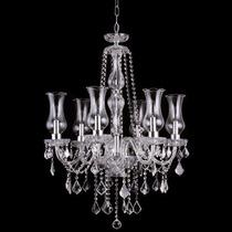 Lustre De Cristal Pendente Luminária Para Sala De Jantar
