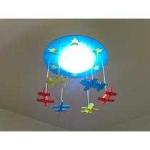 Luminária Lustre Para Decoração De Quarto Infantil E Bebê
