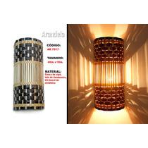Luminária Artesanal - Arandela Rustica - Ar7017