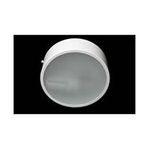 Plafon Teto1 Lâmpada Com Vidro Fosco Sobrepor