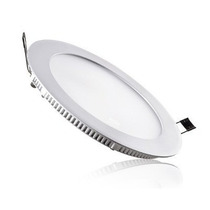 Painel Plafon Luminaria Embutir Led Ultra Slim Downlight 12w