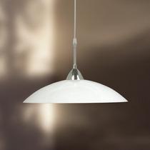 Pendente Alumínio Para Sala Ø40 - Lustre Luminária Cozinha