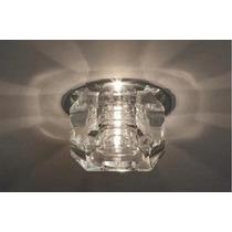 Spot Embutir Cristal - Lustre Sala - Luminária