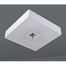 Plafon Branco Quadrado 30x30 Para Sala - Luminária Cozinha