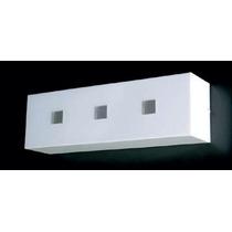 Arandela Acrílico Branco - Lustre Sala - Luminária Quarto