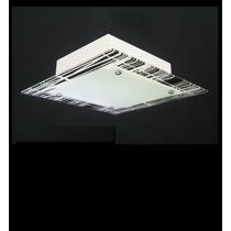 Lustre Luminária Cozinha Para 2 Lâmpadas 30x30 Cm 341/2